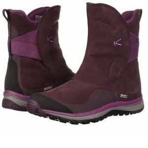 Keen Winterterra Boot Winetasting Tulipwood Shoes